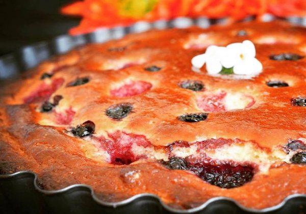 עוגת גבינה בחושה – מהירת הכנה