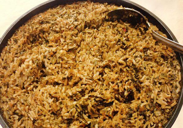 אורז עלי גפן – פטנט גאוני!