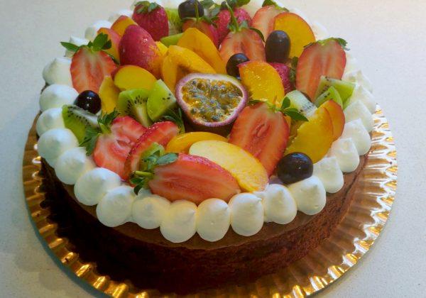 """עוגת שוקולד אלוהית חגיגית – כשל""""פ"""
