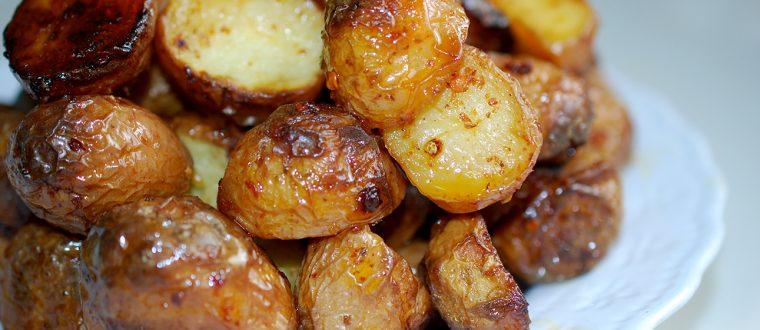 תפוחי אדמה צלויים – מושלמים!
