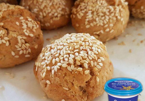 כדורי גבינה פריכים