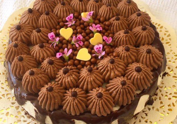 עוגת שוקוניל – שוקו וניל